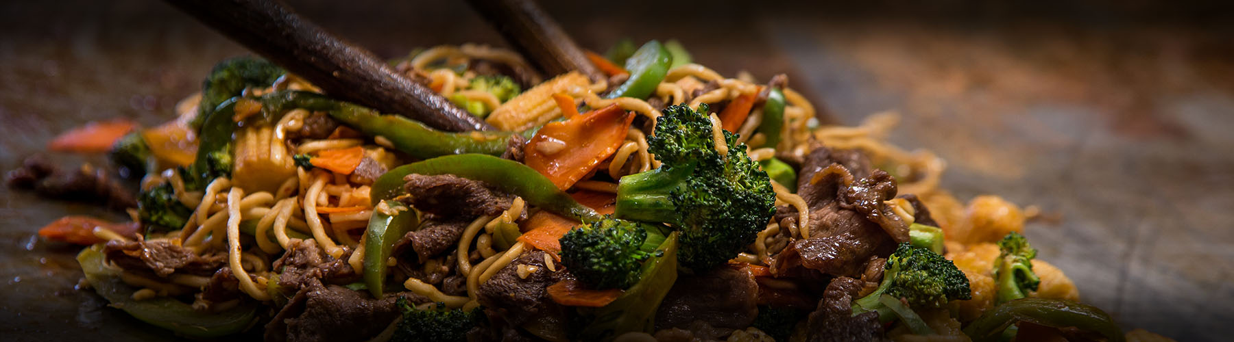 Yc S Mongolian Grill Healthy Do It Yourself Stir Fry
